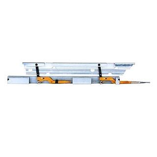 TECK dvojité brzdící štíty, 250 mm dlouhé