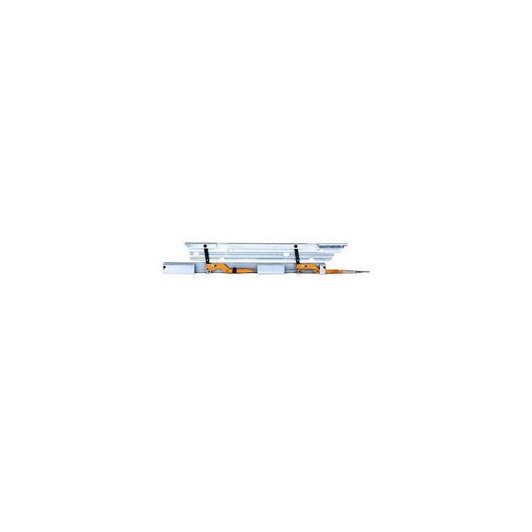 TECK dvojité brzdící štíty, 370 mm dlouhé