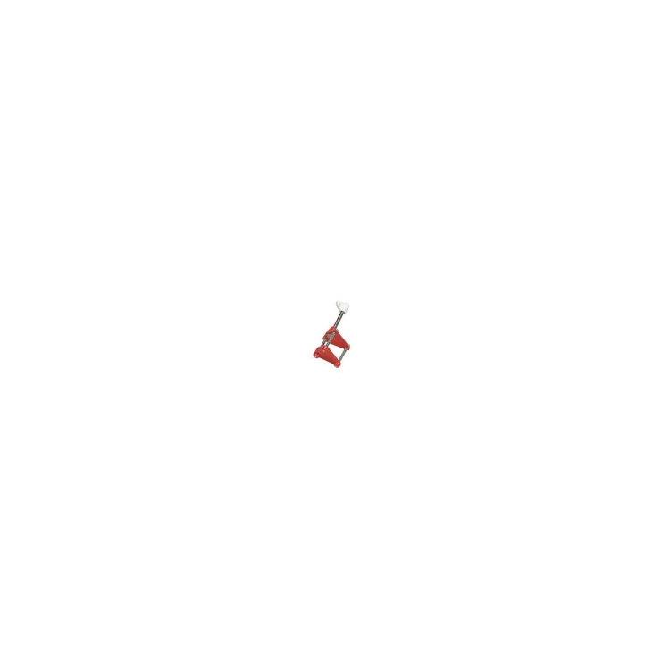 3 bodová páka kormidla, červená