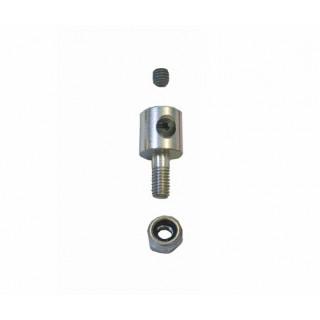 Variabilní koncovky pro drát od 2,0 do 3.0mm, 10 ks.