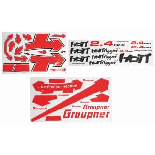 Nálepky SD - HoTTrigger 1400S