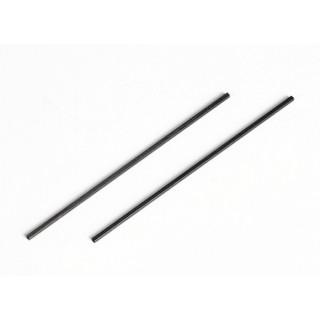 Uhlíková zadní trubka - Heim 3D 100 HoTT