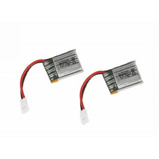 LiPo sada 3,7V 180mAh 0,7Wh - Heim 3D 100 HoTT (2 ks.)