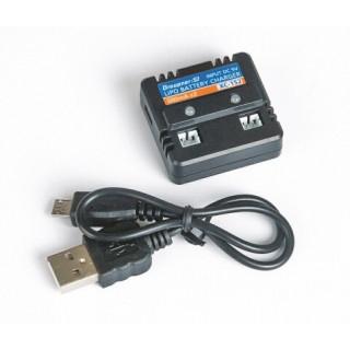 USB LiPo nabíječka - Heim 3D 100 HoTT