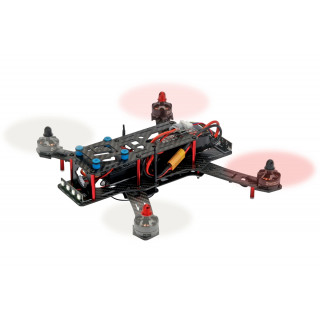 RACE COPTER ALPHA 250Q HOTT