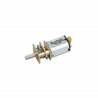 Micro převodový elektromotor