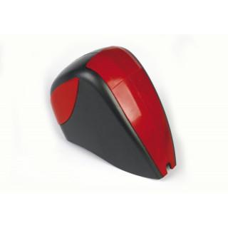 Kryt závěsneho motoru POWER 7 (šedo/červený)