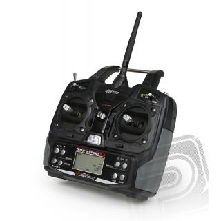 OPTIC 6 SPORT 2,4 GHz (mode 1) pouze vysílač