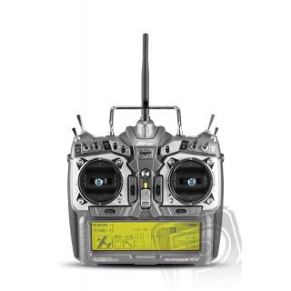 AURORA 9X 9-kanálová 2.4GHz, Maxima 9, TX aku (mode 1)