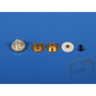 5303 Kovové Převody HS-645 MG/5645MG/5685MH