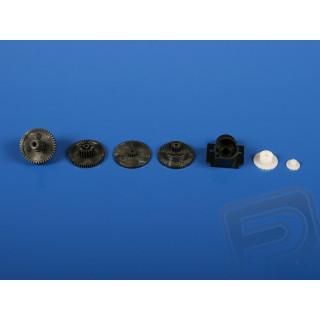 5012 převody HS-785HB Karbonite