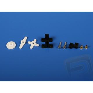 6327 páky a přísl.micro HS-60/81/85/D85MG
