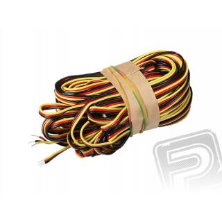 7417 Servokabel 15m standard (PVC)