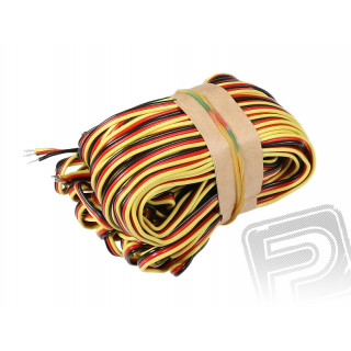 4804 Servokabel 15m silný (PVC)