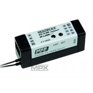 55820 Přijímač RX-9 DR compact M-LINK 2,4GHz