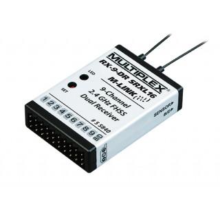 55840 Přijímač RX-9 DR SRXL 16 M-LINK 2,4GHz