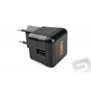 145534 USB nabíječka 100-240V