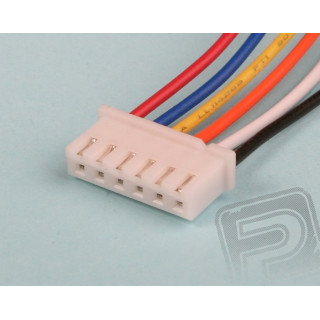 servisní konektor JST-XH ALIGN (5 čl.)