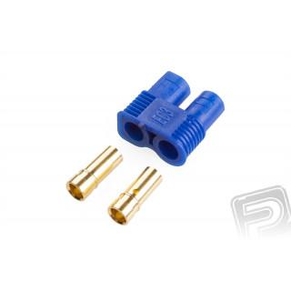 7954 konektor LRP (EC3) samice (2ks + domeček)