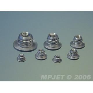1004 Upevňovací matice M3 4ks