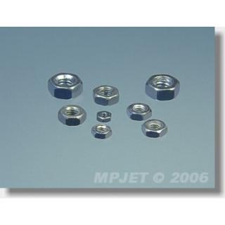 0100 Matice M1,6 10 ks
