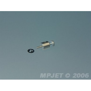 2764 Micro koncovka táhla 1mm 2ks