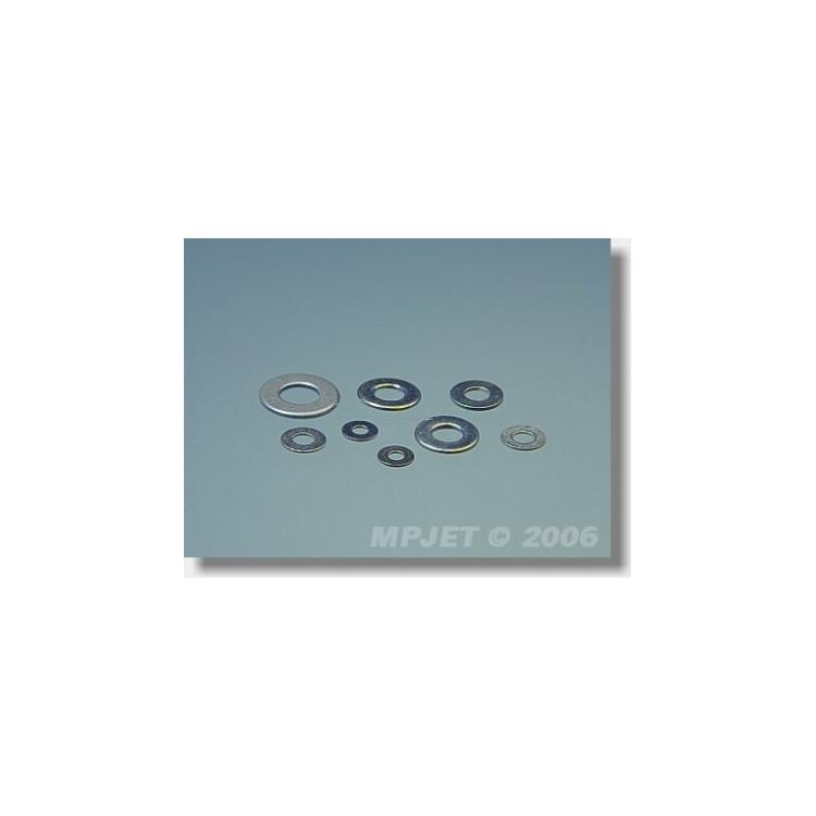 0701 Podložka 2,2mm 20 ks