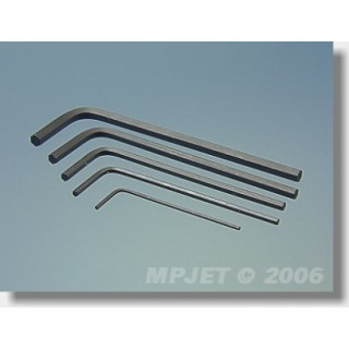 0902 Klíč Imbus 2,5mm