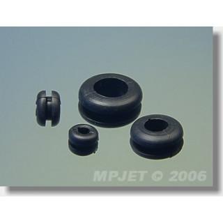 1610 Kabelové průchodky 3,2mm 4 ks