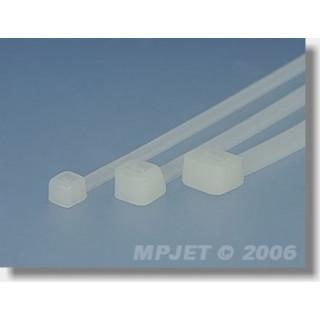 1621 Stahovací pásky 3,6x140 20 ks