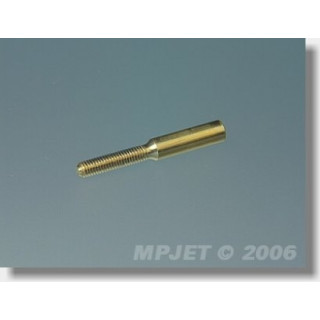 2013 Spojka M2, pr.2mm (vnější O 3, l,22 mm) 10 ks