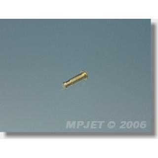 2122 Čep mosaz pr.2,5mm -náhradní díl pro MPJ 2120-2121 10 ks