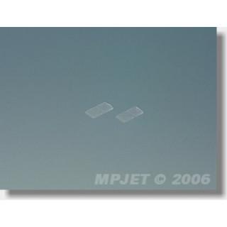 2511 Ohybací závěs 3,5x7 mm 12ks