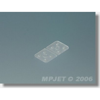 2513 Ohybací závěs 10x20 mm 12 ks
