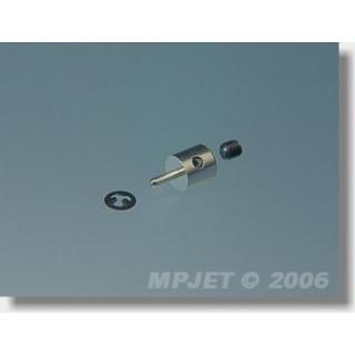 2759 Koncovka táhla Snap pr.1,5mm 6 ks