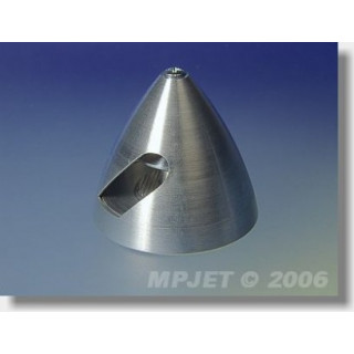 7021 Kužel pevné vrtule ALU komplet pr.40 mm (kleština pr.3 mm, M6)