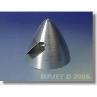 7024 Kužel pevné vrtule ALU komplet pr.40 mm (kleština pr.5 mm, M6)