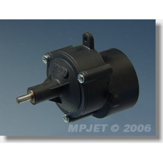 "8013 Převodovka ""400"" STD 3:1, pastorek otvor pr.2,3mm"