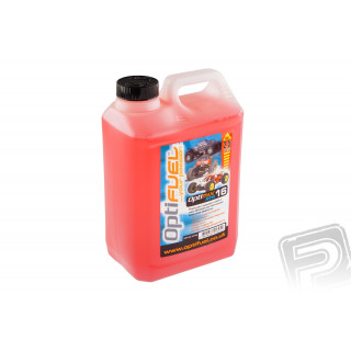 Optimix RTR 16% 2,5l palivo pro CAR (v ceně SPD 12,84 kč/L)