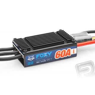 FOXY G2 R-60SB střídavý regulátor 60A