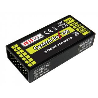 Central box 100