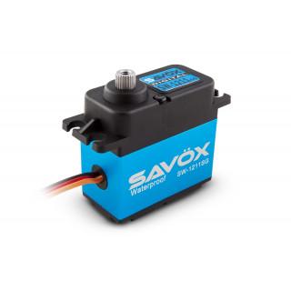SW-1211SG WATERPROOF HiVolt Digitální servo (25kg-0,08s/60°)