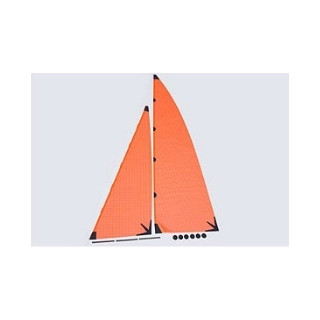 Sada plachet Tuning (světle oranžové)