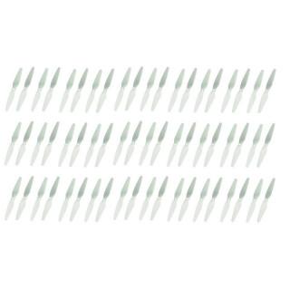 Graupner 3D Prop 6x3 pevná vrtule (60ks.) - bílé