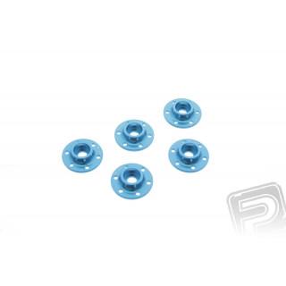 Ozdobná podložka široká M3 Modrá 10ks