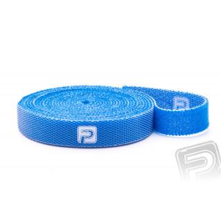 Suchý zip oboustranný 10x2000mm PELIKAN modrý