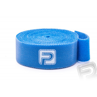 Suchý zip oboustranný 20x2000mm PELIKAN modrý