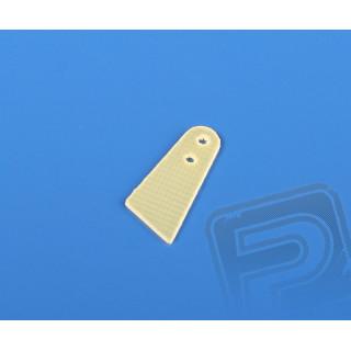 Páka korm.laminát.18mm lepící malá 10ks (123113)
