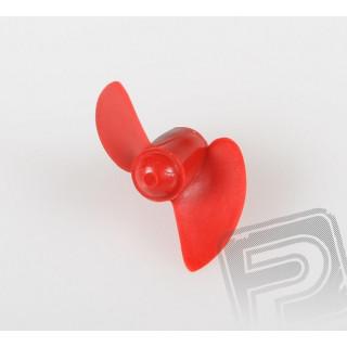 RA3019 Lodní šroub 35X/M4 RED Nylon 2L