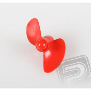 RA3020 Lodní šroub 40X/M4 RED Nylon 2L